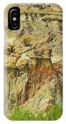 Wyoming Badlands Landscape Three IPhone Case