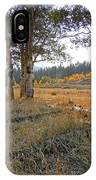 Wyoming Gold IPhone Case