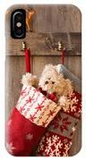 Xmas Stockings IPhone Case