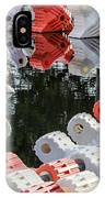 Yacht Club Buoys 4 IPhone Case