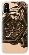 Yamaha V-max IPhone Case