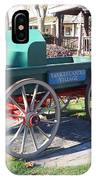 Yankee Candle Cart IPhone Case