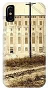 Yankee Stadium 1923 IPhone Case