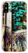 Yard Sale Antiques - Horizontal IPhone Case