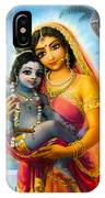 Yashoda And  Krishna IPhone X Case
