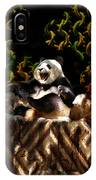 Yawning Panda  IPhone Case