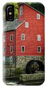 Ye Old Red Mill IPhone X Case