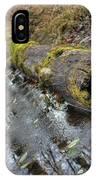 Ye Olde Mossy Log IPhone Case