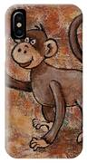 Year Of The Monkey IPhone Case
