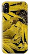 Yellow And Gold IPhone Case