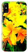 Yellow Bliss IPhone Case