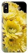 Yellow Bouquet IPhone Case