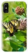Yellow Butterflies IPhone Case