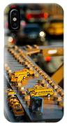 Yellow Cabs IPhone Case