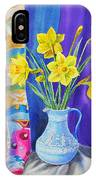 Yellow Daffodils IPhone Case