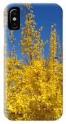 Yellow Explosion IPhone X Case