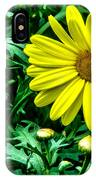 Yellow Flower Of Spring IPhone Case