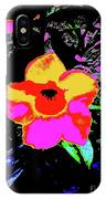 Yellow Front 5a IPhone Case