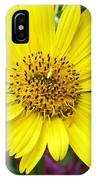 Yellow Glory IPhone Case