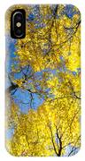 Yellow In The Sky IPhone Case