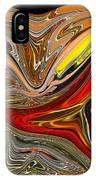 Yellow Invasion 2 IPhone Case