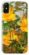 Yellow Is Golden IPhone Case