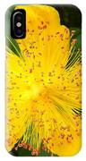 Yellow Lady Pins IPhone Case