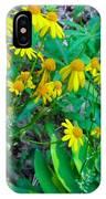 Yellow Tilt IPhone Case