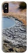 Yellowstone Geyser IPhone Case
