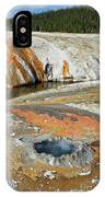 Yellowstone Small Crested Pool IPhone Case