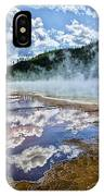 Yellowstone - Springs IPhone Case