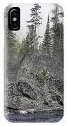 Yellowstone - The Rock Tree IPhone Case