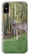 Yes Deer IPhone Case