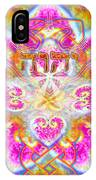 Yhwh 3 14 2014 IPhone Case