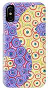 Yin Yang Eyes IPhone Case
