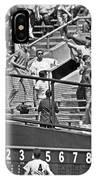 Yogi Berra Home Run IPhone Case