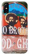 Yoho Brothers IPhone Case