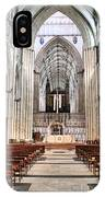 York Minster 6114 IPhone Case