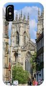 York Minster 6172 IPhone Case