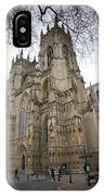 York Minster IPhone Case