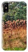 Yorktown Onion Field IPhone Case