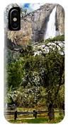 Yosemite Apple Orchard  IPhone Case