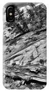 Yosemite Fallen Tree IPhone Case