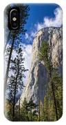 Yosemite In The Fall IPhone Case