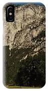 Yosemite Panorama IPhone Case