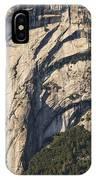 Yosemite Rock Detail IPhone Case