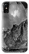 Yosemite Valley From Tunnel IPhone Case