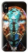 Young Alien Warrior IPhone Case
