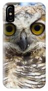 Young Hooter  IPhone Case