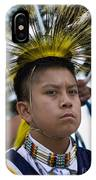 Young Hopi IPhone Case